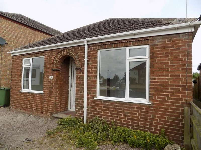 2 Bedrooms Detached Bungalow for sale in Robingoodfellows Lane, March