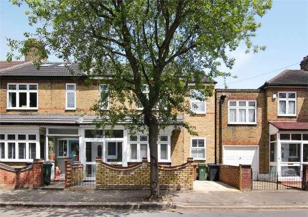 5 Bedrooms Terraced House for sale in Wellesley Road, Walthamstow, London