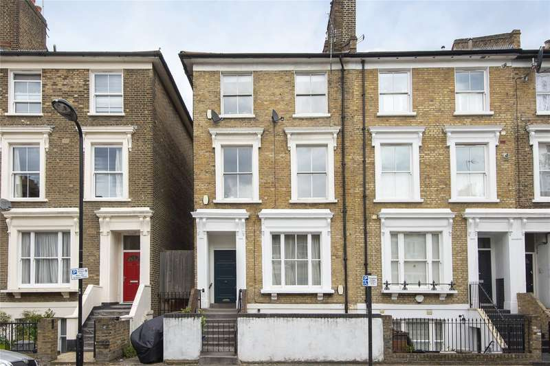 2 Bedrooms Flat for sale in Darnley Road, Hackney, London, E9