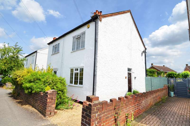 2 Bedrooms Semi Detached House for sale in Georges Drive, Flackwell Heath, HP10