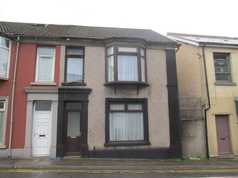 4 Bedrooms End Of Terrace House for sale in Park Place, Merthyr Tydfil