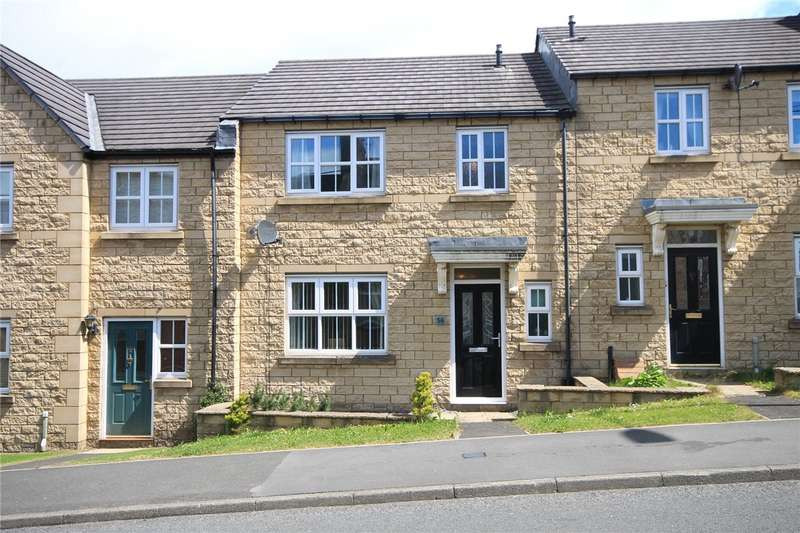 3 Bedrooms Terraced House for sale in Queens Gate, Consett, County Durham, DH8