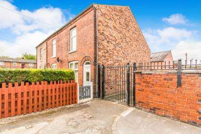 3 Bedrooms End Of Terrace House for sale in Abbeywood Avenue, Gorton, Manchester, Greater Manchester