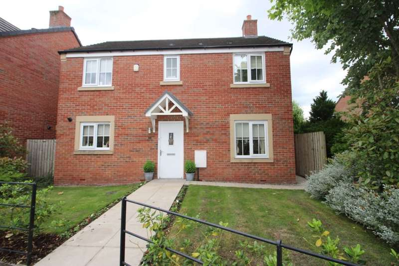 3 Bedrooms Detached House for sale in Barley Edge, Carlisle, CA1