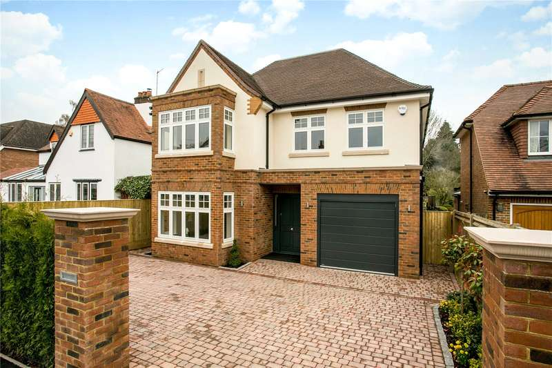 5 Bedrooms Detached House for sale in Reynolds Road, Beaconsfield, Buckinghamshire, HP9