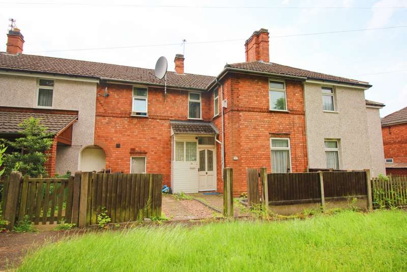 3 Bedrooms Town House for sale in Broad Avenue, Leicester, LE5
