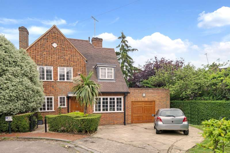 6 Bedrooms Detached House for sale in The Leys, Hampstead Garden Suburb