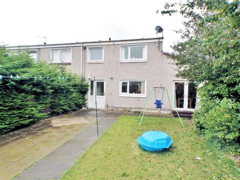 3 Bedrooms End Of Terrace House for sale in Warwick, Calderwood, EAST KILBRIDE