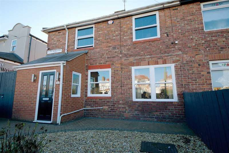 4 Bedrooms End Of Terrace House for sale in The Moorlands, Gilesgate