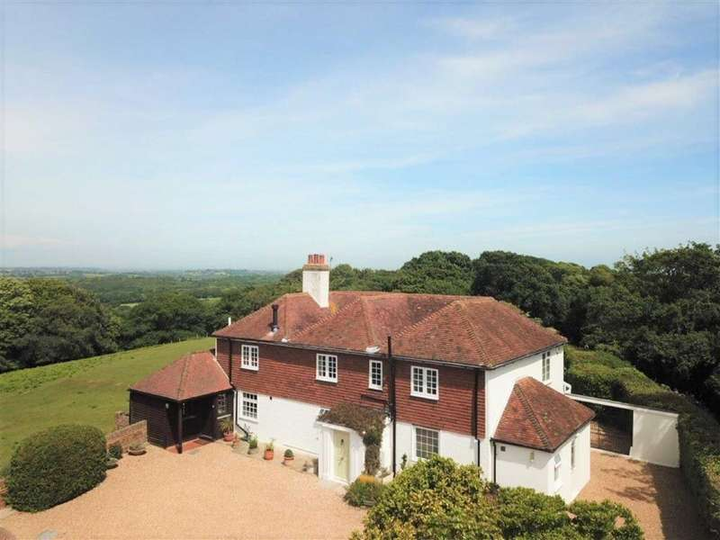 5 Bedrooms Detached House for sale in Friars Hill, Guestling