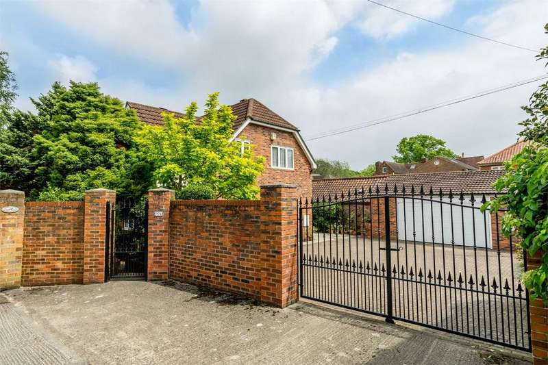 4 Bedrooms Detached House for sale in White House Gardens, York