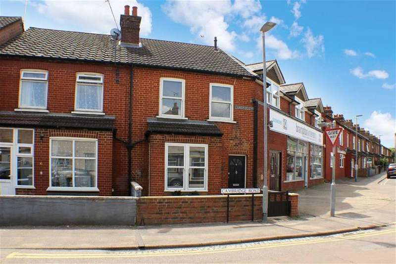3 Bedrooms End Of Terrace House for sale in Cambridge Road, St Albans, Hertfordshire