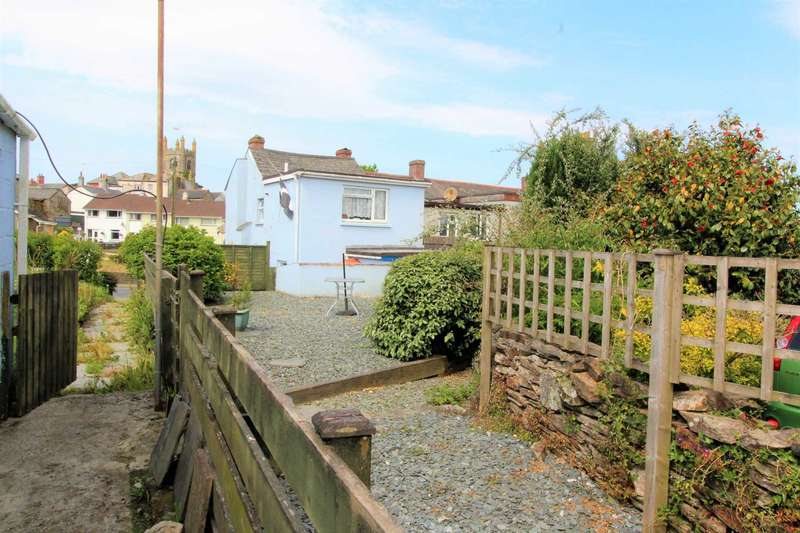2 Bedrooms End Of Terrace House for sale in Callington, PL17 7BN