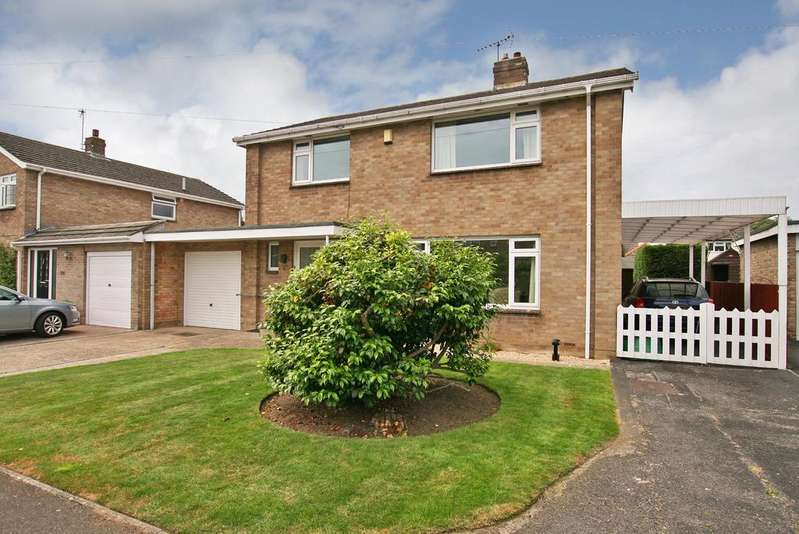 3 Bedrooms Link Detached House for sale in CHERRYGARTH ROAD, CATISFIELD