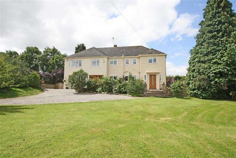 5 Bedrooms Detached House for sale in Back Lane, Weobley, Weobley Hereford, Herefordshire