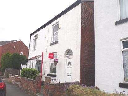2 Bedrooms Semi Detached House for sale in Grove Street, Hazel Grove, Stockport, Cheshire