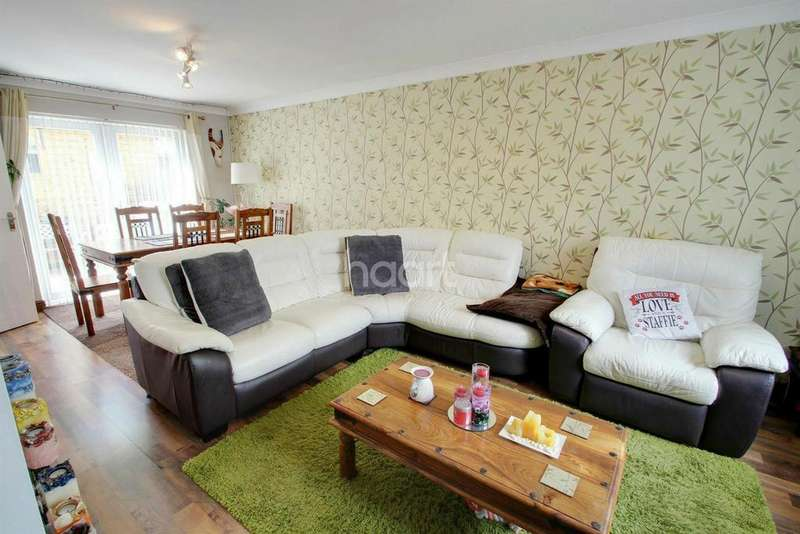 3 Bedrooms Terraced House for sale in Rowanberry Avenue, Leicester