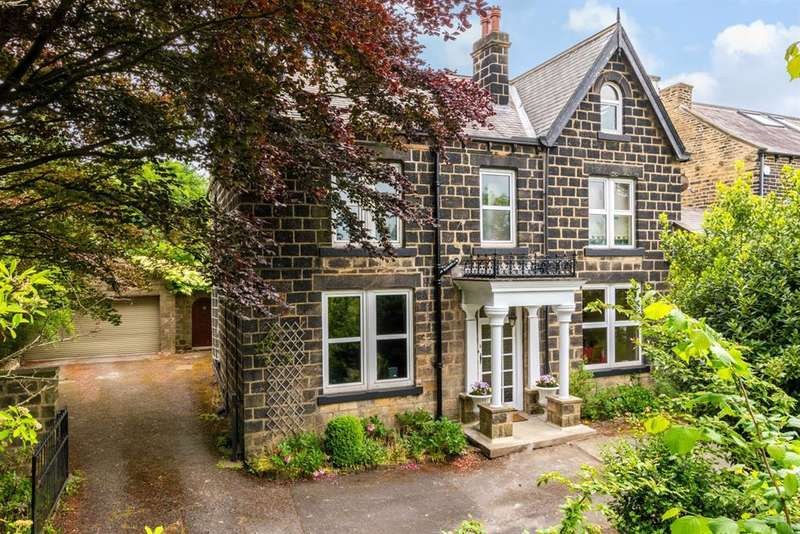 6 Bedrooms Link Detached House for sale in Rawdon Road, Horsforth, LS18