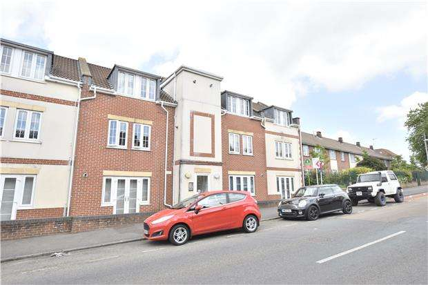 1 Bedroom Flat for sale in Bellevue Court, Bell Hill Road, St. George, BS5 7NQ