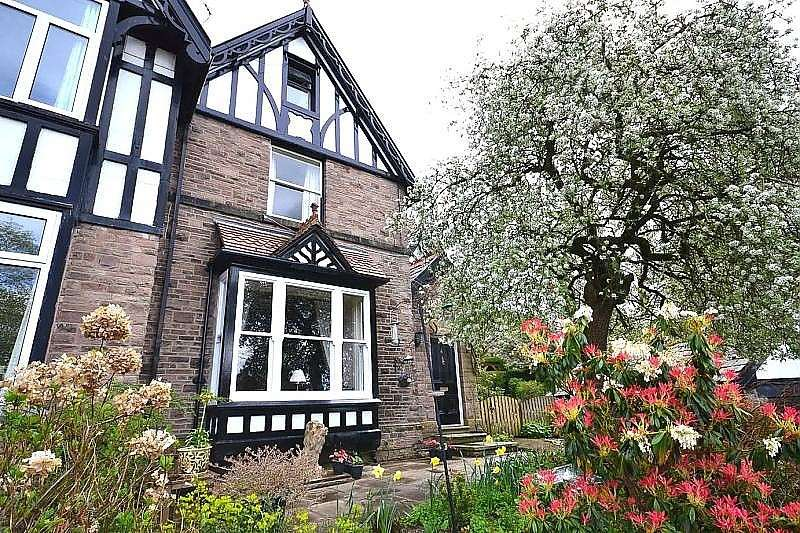 5 Bedrooms House for sale in Ellesmere Court, Buxton Road, Macclesfield
