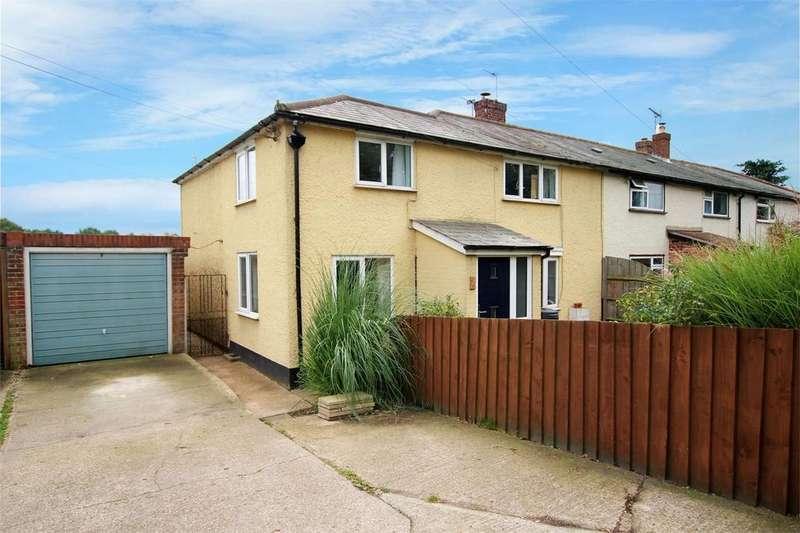 3 Bedrooms Semi Detached House for sale in Halstead Road, Braintree, Essex