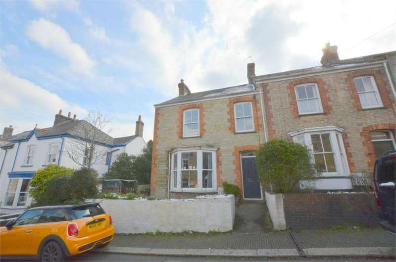 3 Bedrooms End Of Terrace House for sale in Adelaide Terrace, Truro