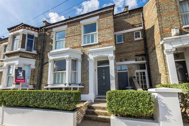 4 Bedrooms Terraced House for sale in Ringford Road, SW18