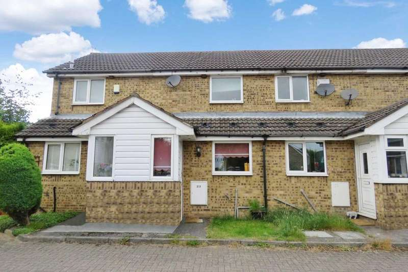 1 Bedroom Town House for sale in Oakes Park View, Sheffield, S14 1BZ