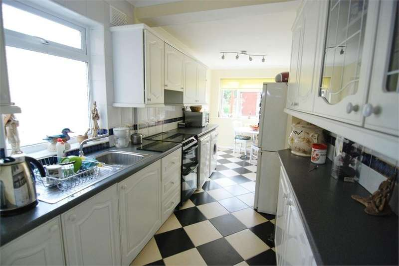 3 Bedrooms Semi Detached House for sale in Chartley Avenue, Neasden