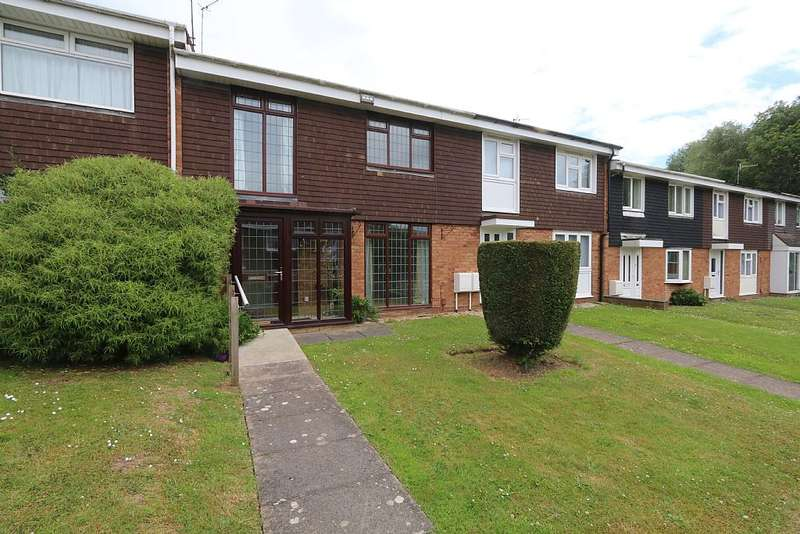 3 Bedrooms Terraced House for sale in Ambell Close, ROWL, West Midlands, B65 8PB
