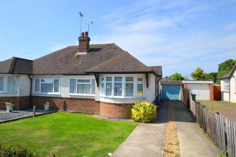 2 Bedrooms Bungalow for sale in Laburnum Grove, Warden Hills, Luton, LU3 2DW