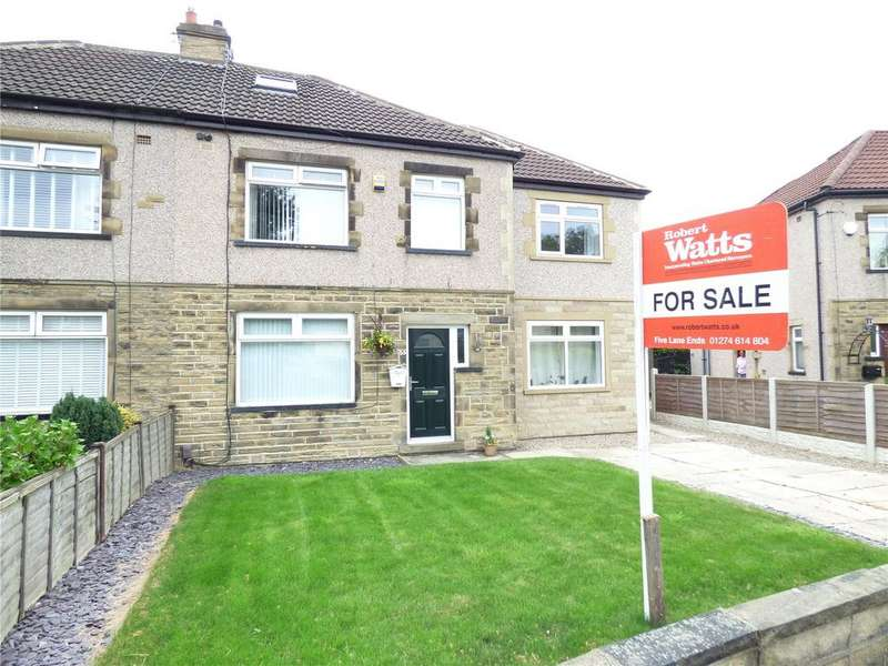 5 Bedrooms Semi Detached House for sale in Pullan Drive, Eccleshill, Bradford, BD2