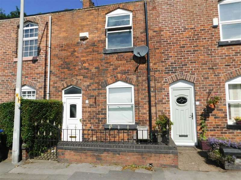 2 Bedrooms Terraced House for sale in Redhouse Lane, Bredbury, Stockport