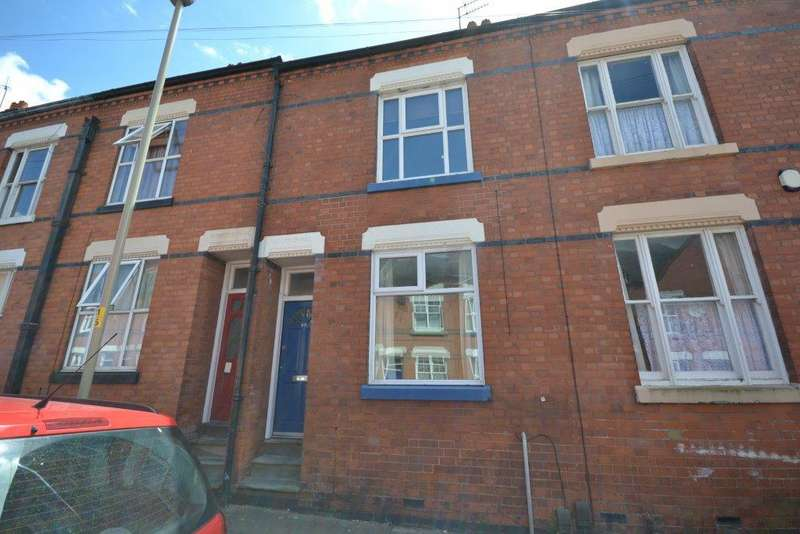 2 Bedrooms Terraced House for sale in Howard Road, Clarendon Park, Leicester