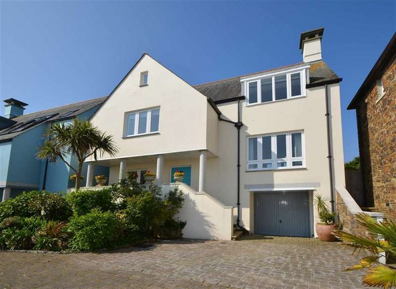 4 Bedrooms Detached House for sale in Trinity Watch, Higher Trewidden Road, St Ives