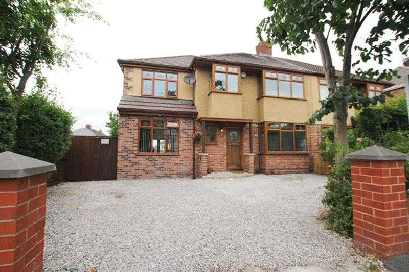 4 Bedrooms Property for sale in Woodlands Road, Aigburth, Liverpool, L17