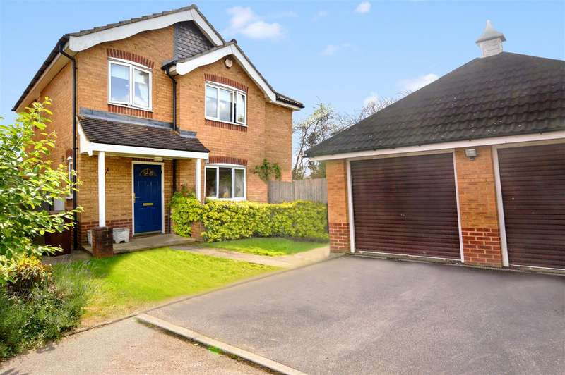 4 Bedrooms Property for sale in Suffolk Close, St. Albans