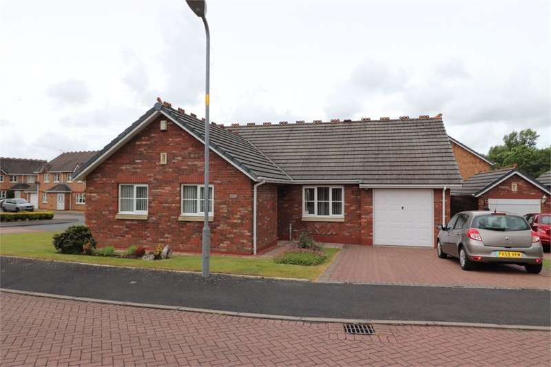 3 Bedrooms Detached Bungalow for sale in CA3 9FL Larch Drive, Stanwix, CARLISLE, Cumbria