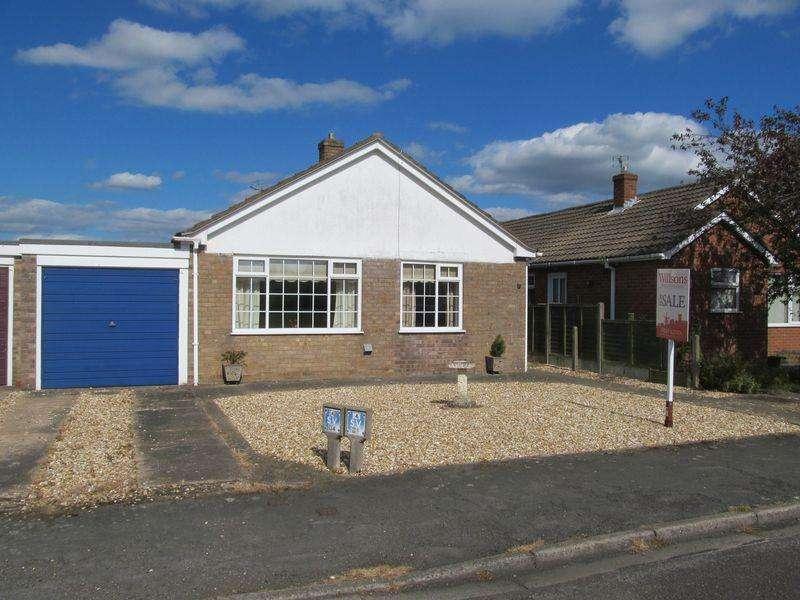 2 Bedrooms Bungalow for sale in Higgins Road, Alford