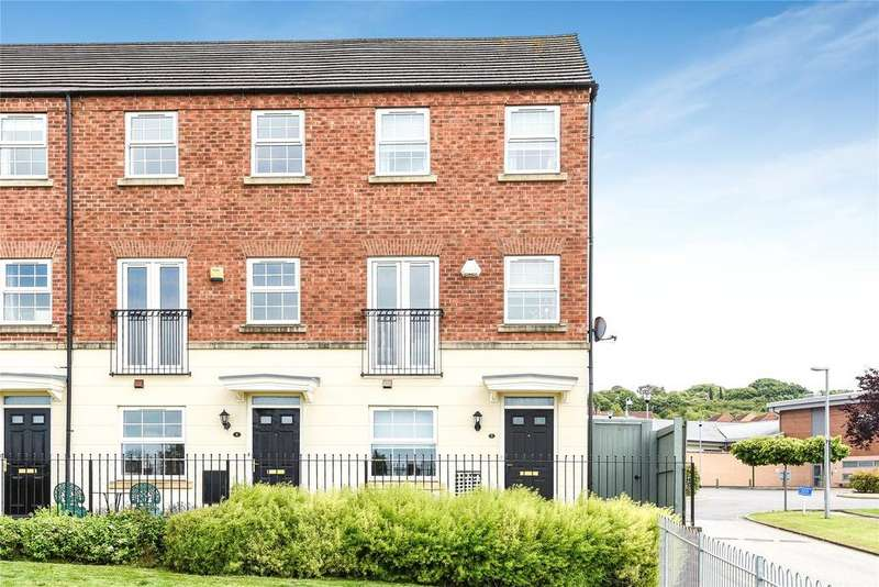 3 Bedrooms House for sale in Fulmen Close, Lincoln, LN1