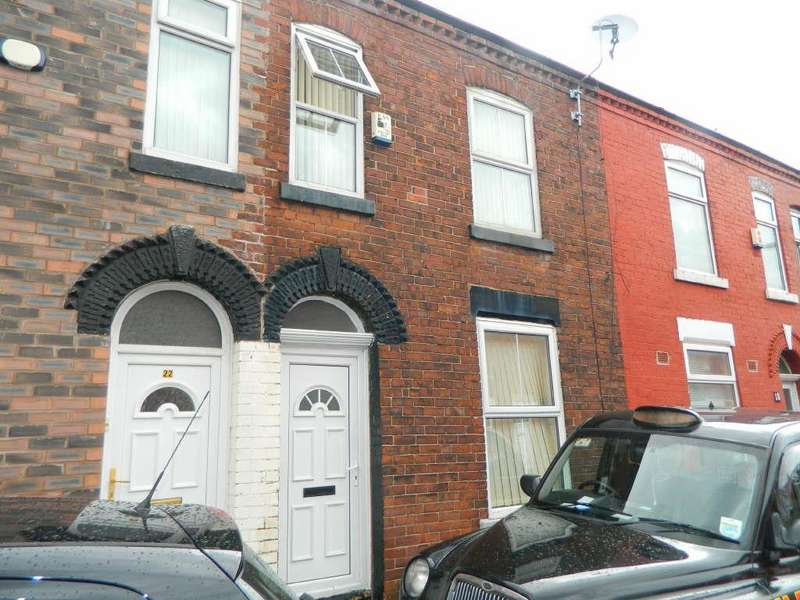 3 Bedrooms Terraced House for sale in Allingham Street, Longsight, Manchester