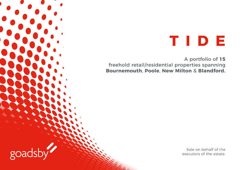 Commercial Development for sale in TIDE Investment Portfolio, BH6 3QT
