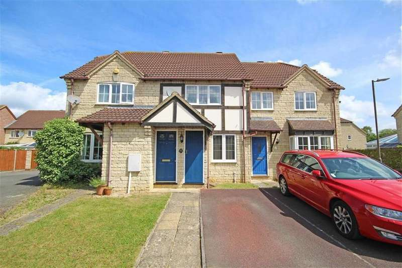 2 Bedrooms Terraced House for sale in Harvesters View, Bishops Cleeve, Cheltenham, GL52