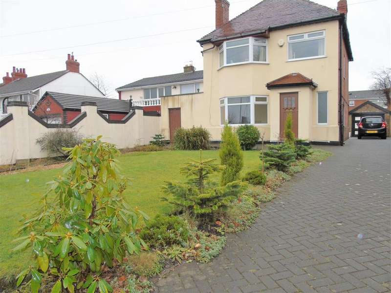 3 Bedrooms Detached House for sale in Moor Lane, Fazakerley, Liverpool