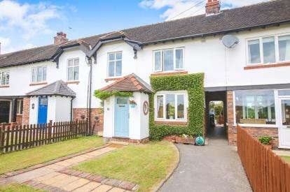 3 Bedrooms Terraced House for sale in Peover Lane, Snelson, Cheshire, .