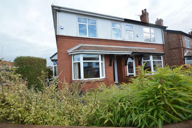 3 Bedrooms Semi Detached House for sale in Park Avenue, SALE, Cheshire