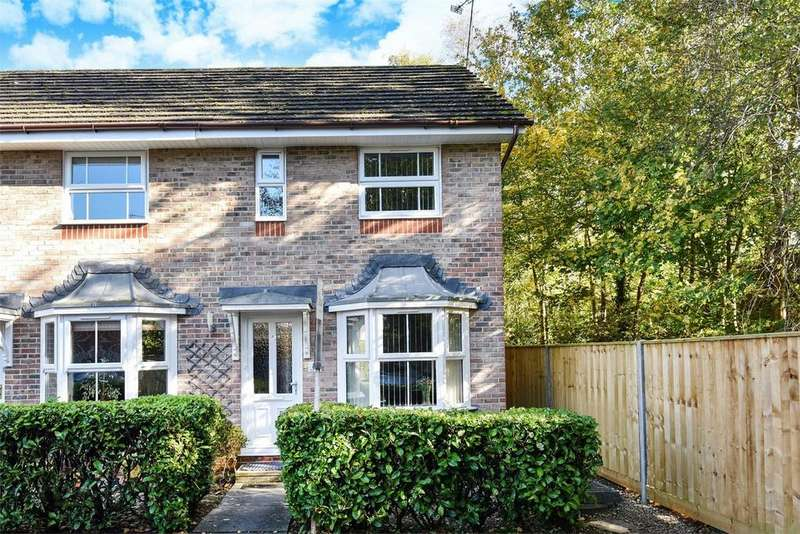 2 Bedrooms End Of Terrace House for sale in Colden Common, Winchester, Hampshire