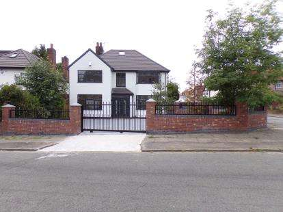 5 Bedrooms Detached House for sale in Druidsville Road, Calderstones, Liverpool, Merseyside, L18
