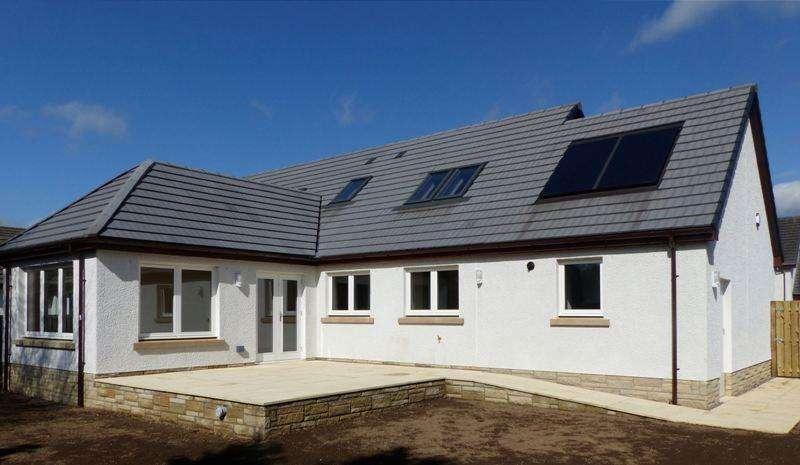 3 Bedrooms Detached Villa House for sale in 3 Bramblefield, Crieff, PH7 4LU