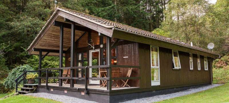 3 Bedrooms Park Home Mobile Home for sale in Horseshoe Bay, Loch Tay Highland Lodges, By Killin, FK21 8TY